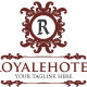 Royale Hotel Crest Logo Template - GraphicRiver Item for Sale