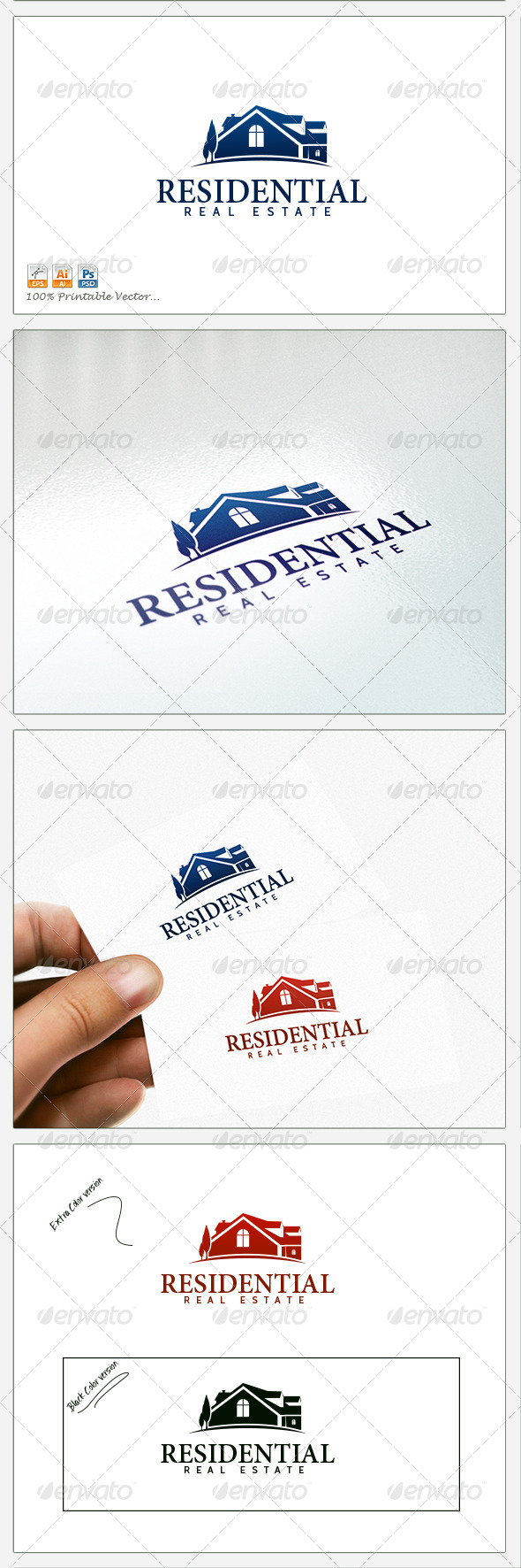 GraphicRiver Arend Real Estate 3799731