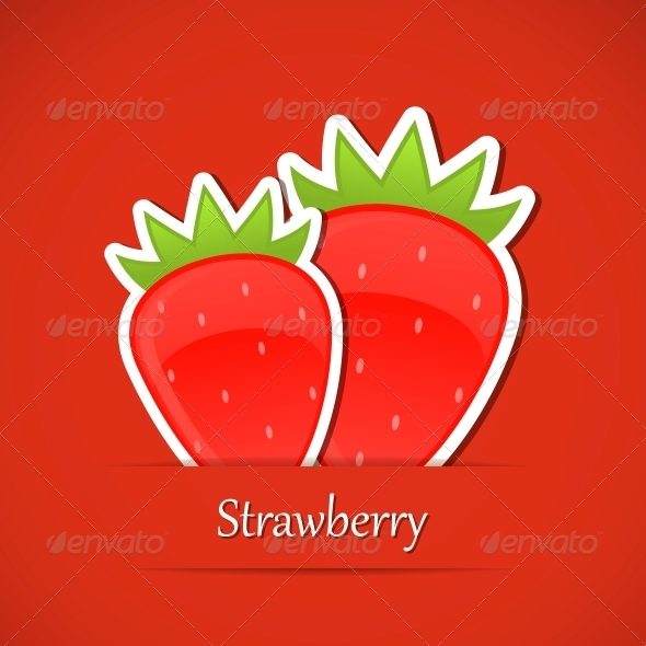 GraphicRiver Berry Label 4053400