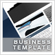 Blue Business Template - ThemeForest Item for Sale