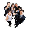 Businessgroup with thumbs up - PhotoDune Item for Sale