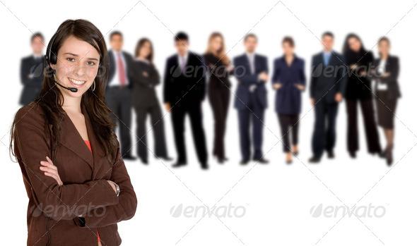 PhotoDune Customer services representative team 438496