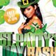 St. Patty's Day Bash Flyer Template - GraphicRiver Item for Sale