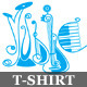 T-shirt Design - GraphicRiver Item for Sale