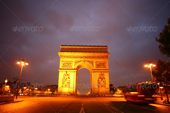 Paris - Stock Photo - Images