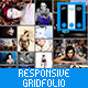Responsive Gridfolio