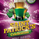 St. Patrick&amp;#x27;s Day Flyer Template - GraphicRiver Item for Sale