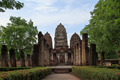 Sukhothai historical park, the old town - PhotoDune Item for Sale
