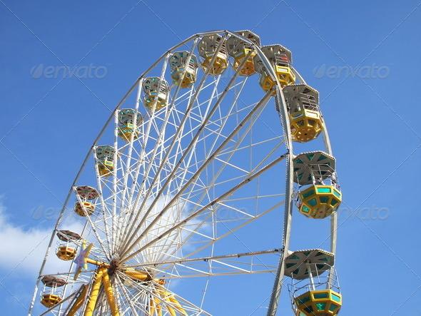 PhotoDune Big Wheel 4082277