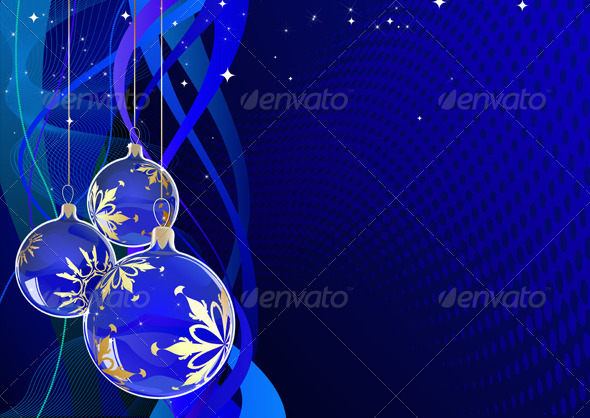 GraphicRiver Christmas Decorations 4062346