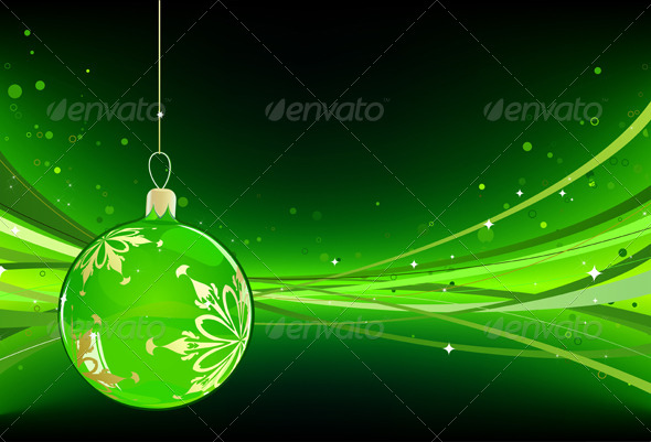GraphicRiver Christmas Decorations 4062349