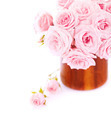 Pink roses bouquet - PhotoDune Item for Sale