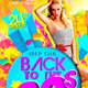 Back to the 80s Flyer Template - GraphicRiver Item for Sale