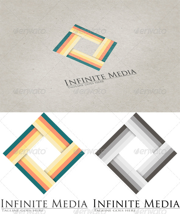 GraphicRiver Infinite Media Logo Template 2 3951873
