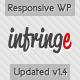 Infringe - Responsive Business &amp;amp; Corporate WP - ThemeForest Item for Sale