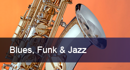 Blues, Funk & Jazz