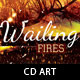 Wailing Fire CD Cover Art Template - GraphicRiver Item for Sale