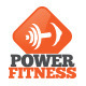 Power Fitness Gym Logo Template - GraphicRiver Item for Sale