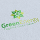 Green Energy Logo Template - GraphicRiver Item for Sale