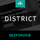 District: Responsive Multi-Purpose Theme - ThemeForest Item for Sale