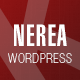 Nerea WordPress Responsive Theme - ThemeForest Item for Sale