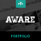 Aware - Responsive Wordpress Portfolio Theme - ThemeForest Item for Sale