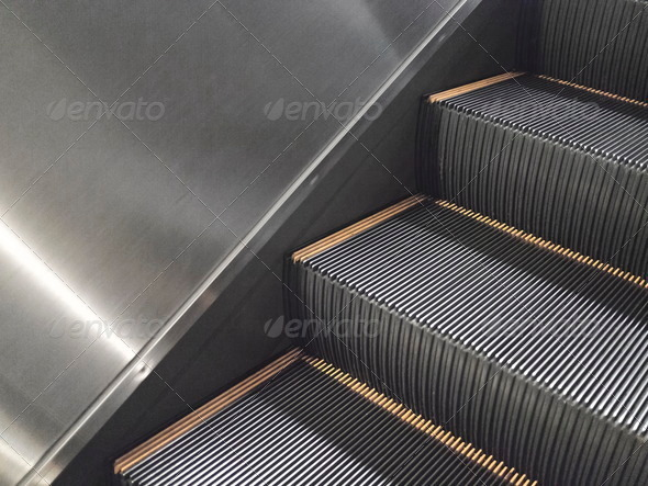 PhotoDune escalator stairs 4071491