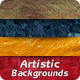 Artistic Backgrounds - GraphicRiver Item for Sale