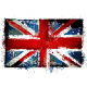 Grungy UK flag - GraphicRiver Item for Sale