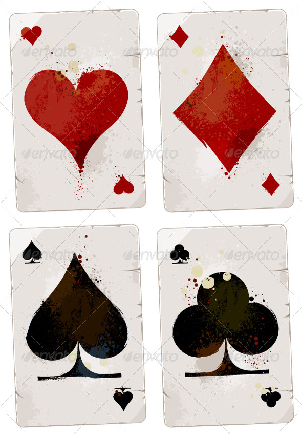 GraphicRiver Poker Cards Set 4073271