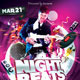 Night Beats Party Flyer - GraphicRiver Item for Sale