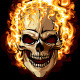Burning Skull - GraphicRiver Item for Sale