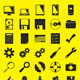 Vector Web and App Icon Set - GraphicRiver Item for Sale