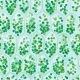 Chlorophyll Cells seamless pattern - GraphicRiver Item for Sale
