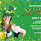 St. Patrick Day Party Flyer - GraphicRiver Item for Sale