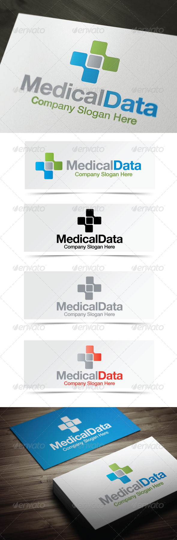 GraphicRiver Medical Data 4079752