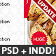 Attractive Menu Template - GraphicRiver Item for Sale