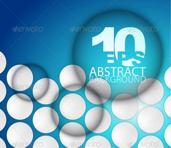 GraphicRiver Vector Technology Circles 4081553