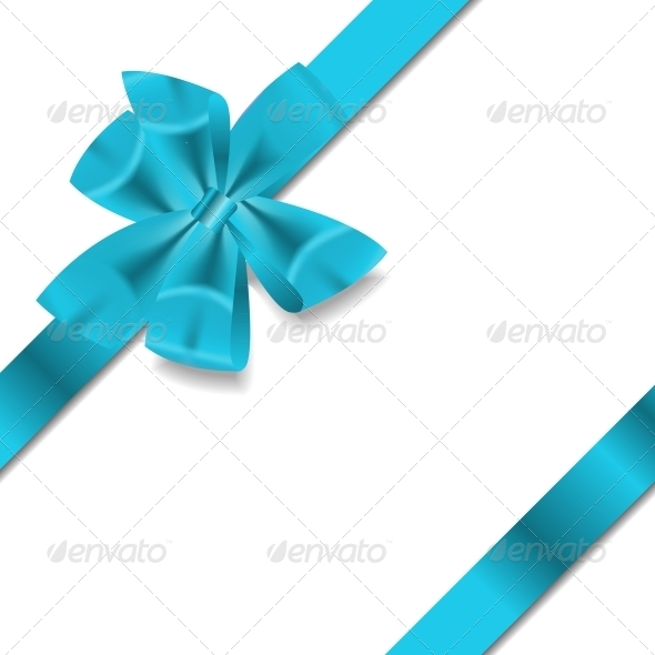 GraphicRiver Red Gift Ribbon Vector Illustration 4081871