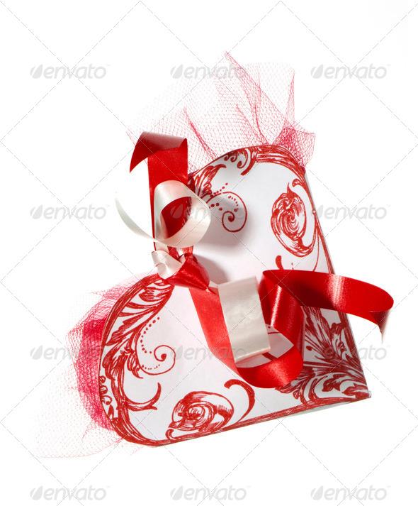 PhotoDune Small gift box 4082858