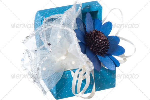 PhotoDune Small gift box 4082861