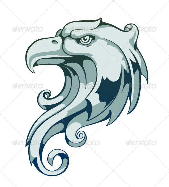GraphicRiver Eagle Head 4082852
