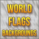 World Flags Backgrounds - GraphicRiver Item for Sale
