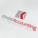 Kindal Accounting Logo - GraphicRiver Item for Sale