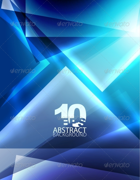 GraphicRiver Abstract Geometric Background 4083450
