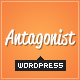 Antagonist - Responsive Portfolio WordPress Theme - ThemeForest Item for Sale
