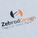 Zebrod Design Logo Template - GraphicRiver Item for Sale