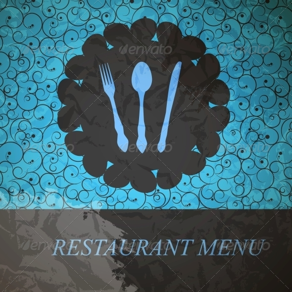 GraphicRiver The Concept of Restaurant Menu 4086218