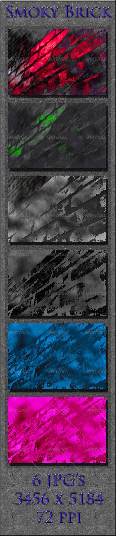 GraphicRiver Smoky Brick 4087331