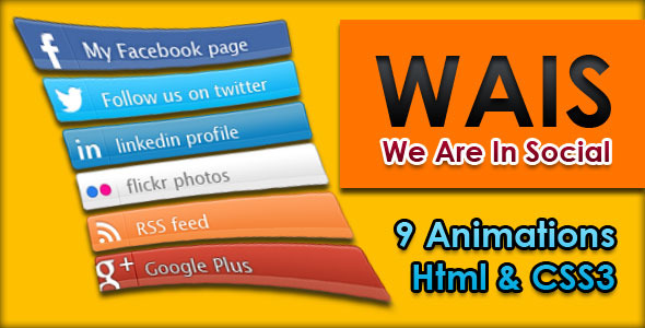 CodeCanyon WAIS We Are In Social 4087425